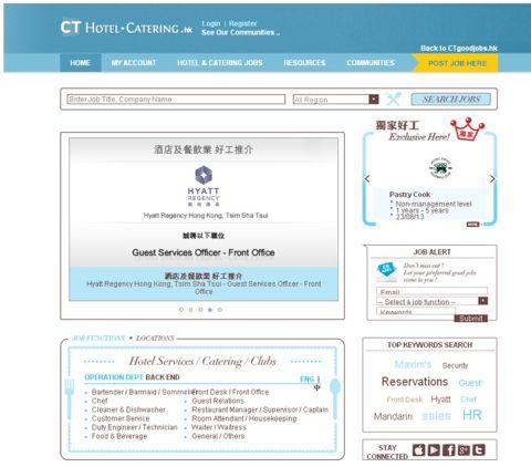 CTHotelCatering.hk