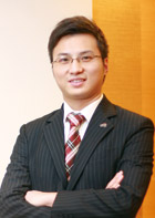 Rayson Chan, Investment Consultant, Citibank Hong Kong