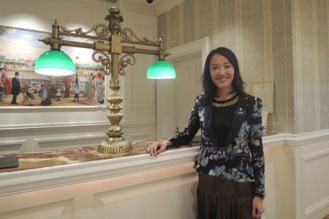 Fannie Tsang