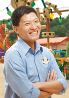 Hong Kong Disneyland - Business Expansion