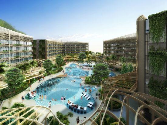 Ocean Park_Hotel_Exterior
