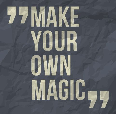 make your won magic