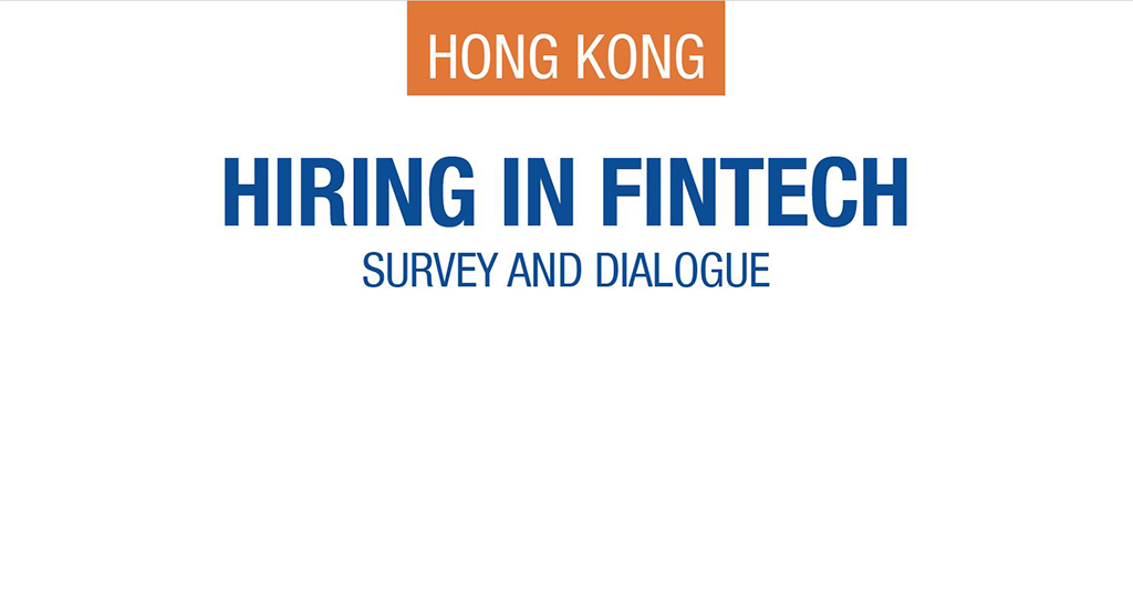 michael page hk fintech employment 2019 report