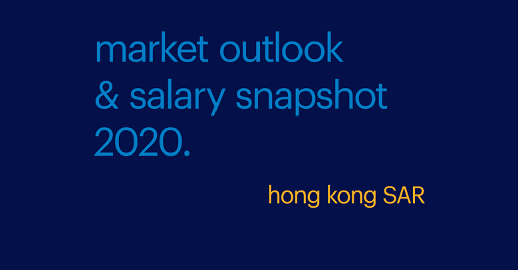 randstad_2020 market outlook and salary snapshot