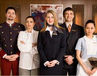 酒店「Gatekeeper」