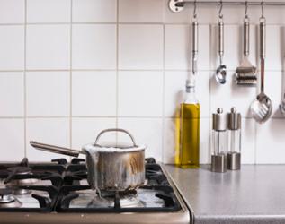 廚房的「魔術」