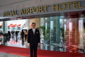 包辦酒店大小房間  上司力讚勤力無甩拖<br>《酒店微觀》系列–【專訪】香港富豪機場酒店副管家
