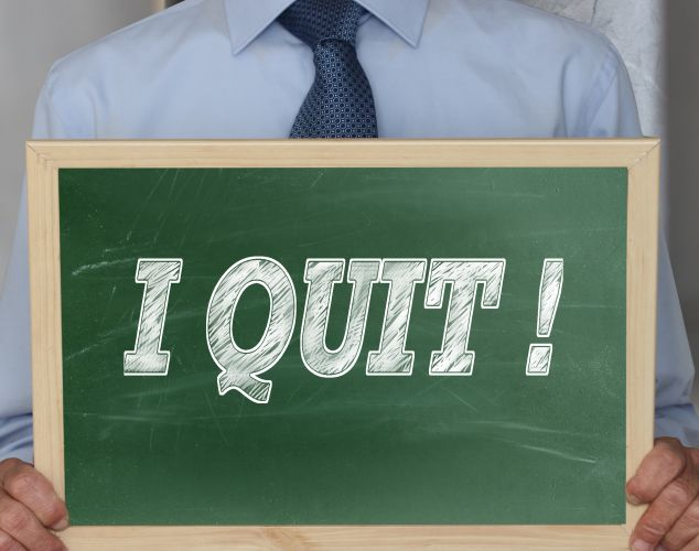 【辭職須知】走之前必先做好的4件事