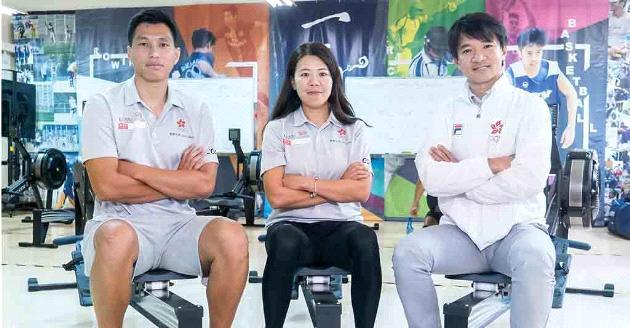 奧夢成真計劃聯合運動員與學生  傳承奧林匹克精神