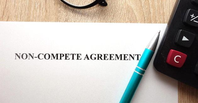 Non-Competitive Clauses in employment contract