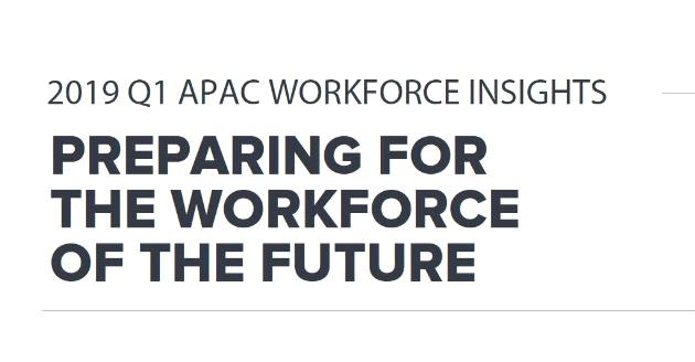 Q1 APAC Workforce Insights