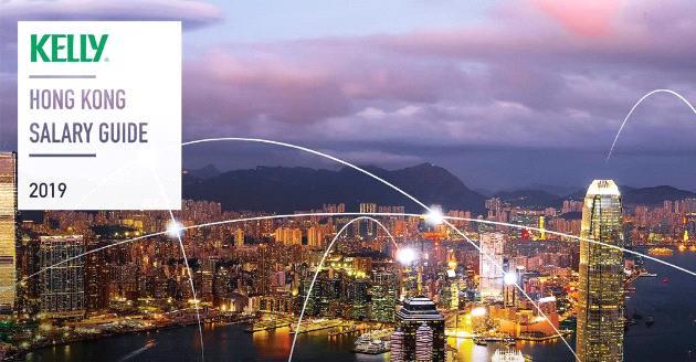 Hong Kong Salary Guide 2019