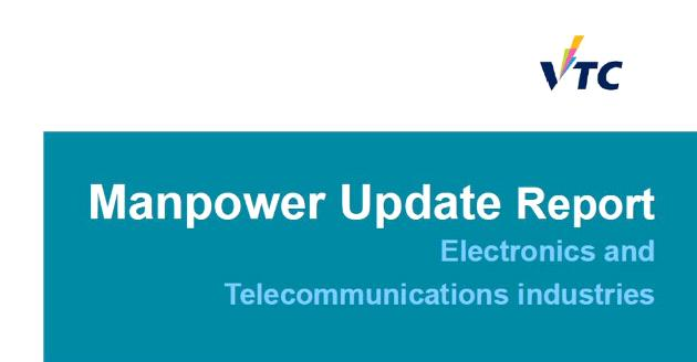 Electronics and Telecommunications Industries Manpower Report 2019