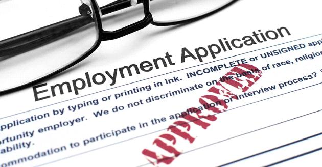 HR Form- Employment Application Form